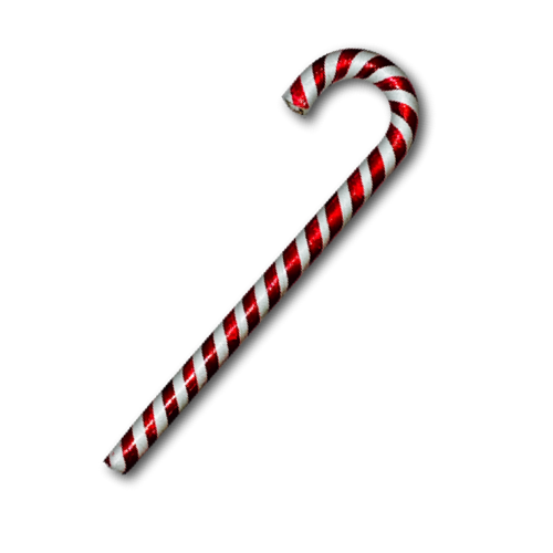 Candy cane manufacture
